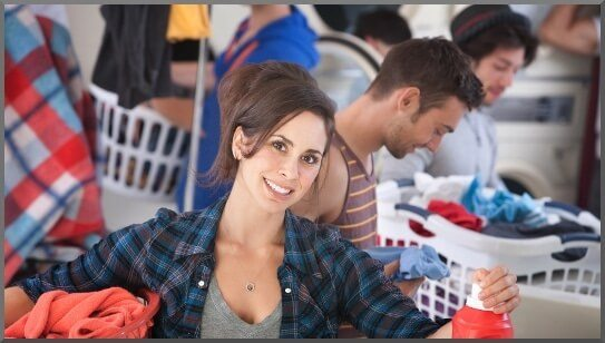 laundry drop off and pick up in mississauga laundromat