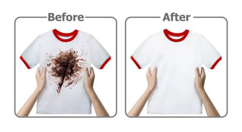 How To Effectively Remove Stains on Your Clothes